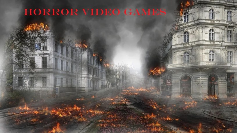 Horror Video Games for PS4 you must have