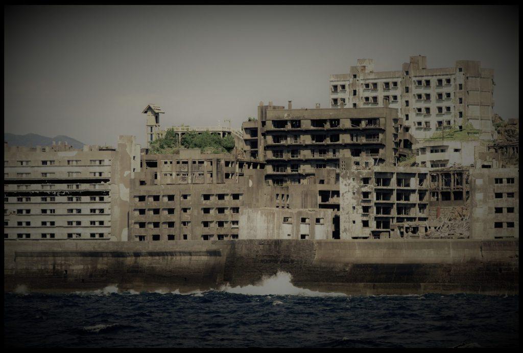 Hashima Island: Japan's Abandoned Ghost Island