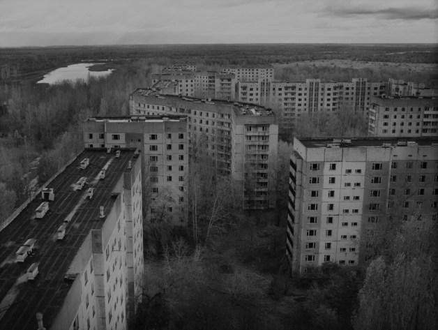 Pripyat in Ukraine