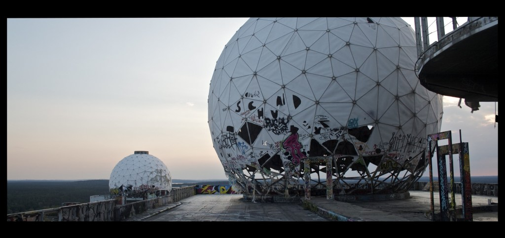 Teufelsberg: The Secret Weapon Used During the Cold War