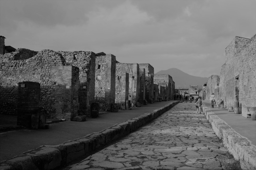 The Tragic Story Behind the City of Pompeii Italy