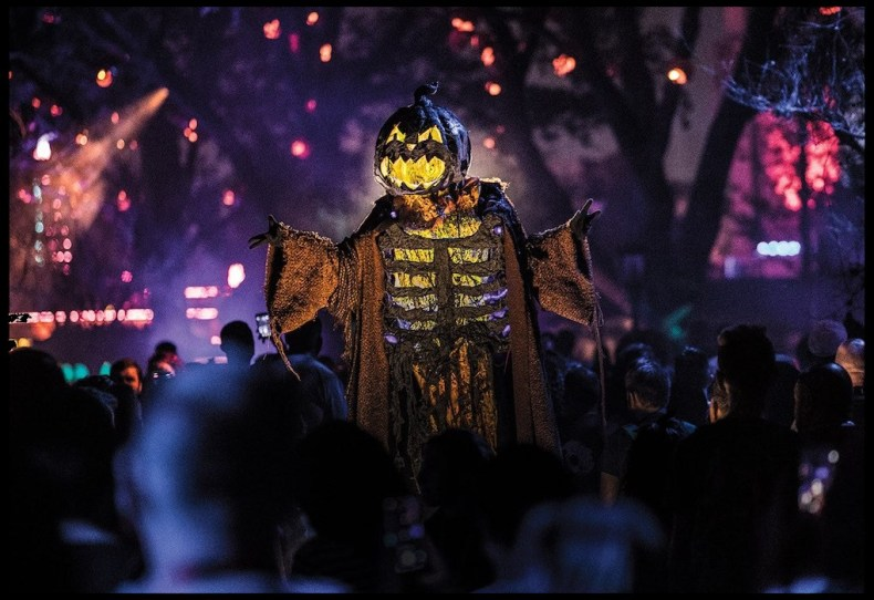 Auditions for Halloween Horror Nights