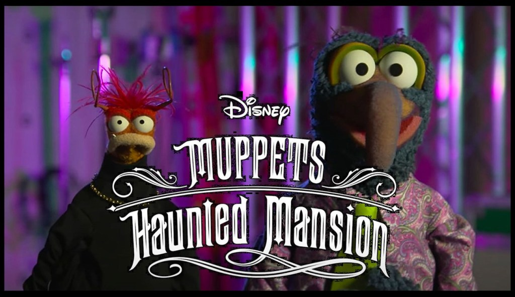 Muppets Haunted Mansion Special Coming to Disney+ This Fall
