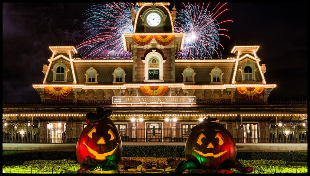 Spooky After Hours Boo Bash Party comes to Disney World!