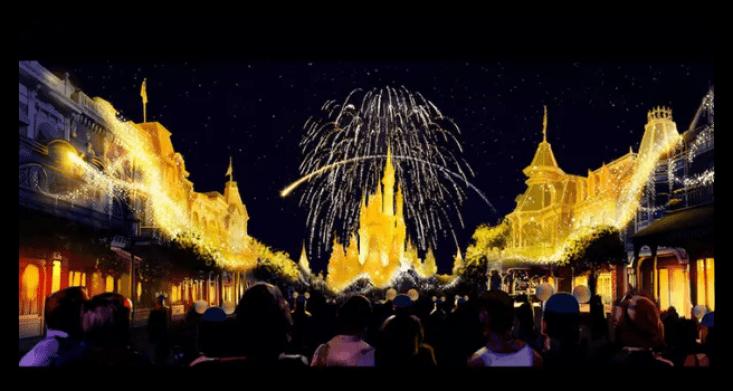 Disney World Announces New Disney Enchantment Show