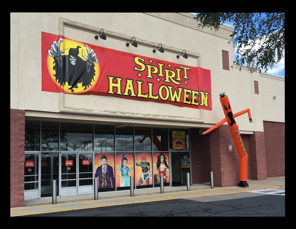 2021 Products for Halloween from Spirit Halloween