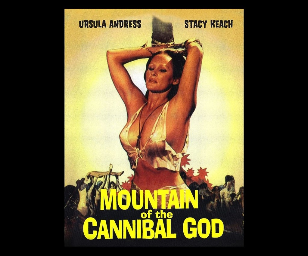 Mountain of the Cannibal God (1978)