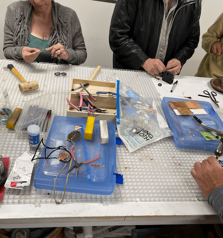 Fusing Friday Classes