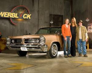Award Winning Antique Auto Restorations by Mark Seybold 63 Pontiac Grand Prix