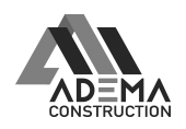 Logo ADEMA Construction