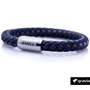 Armband mit Gravur Herren Graviando