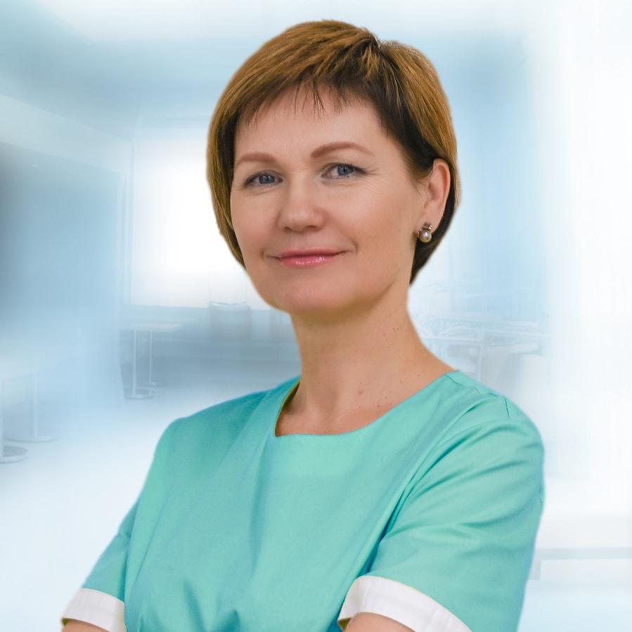 Ирина Коваль акушер-гинеколог в клинике Гравимед (Киев, Оболонь)