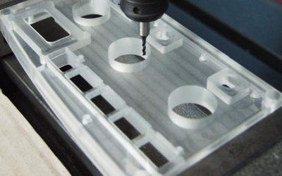 Фрезерування полікарбонату на верстаті з ЧПК