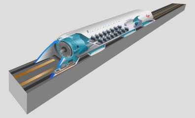 Teknologi Hyperloop