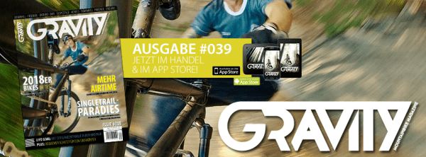 PREVIEW: Gravity Mountainbike Magazine #39 am Kiosk und im ...