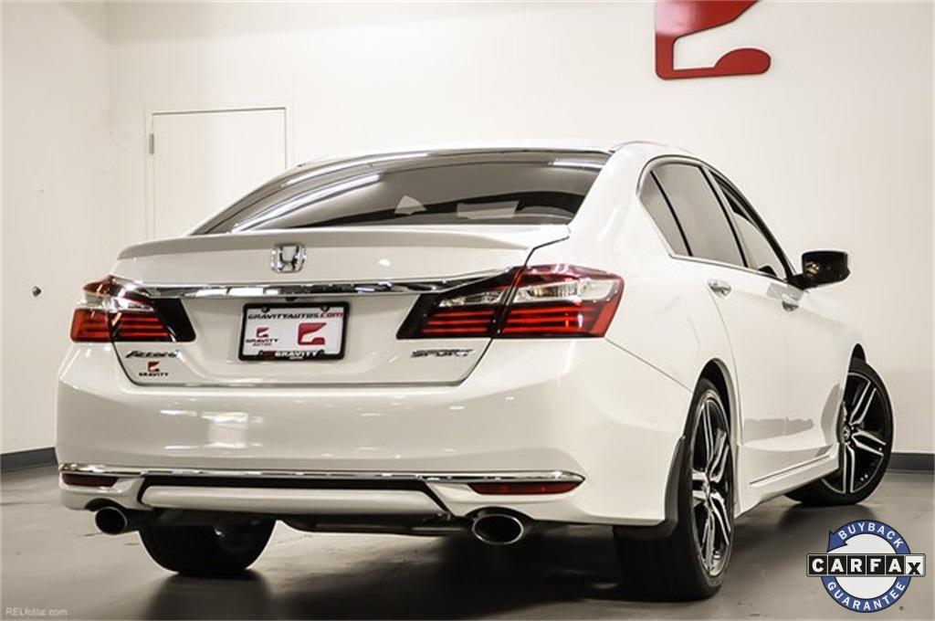 used 2016 honda accord sport for sale