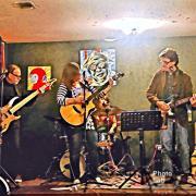 Performing at Satori Coffee House Mobile, AL