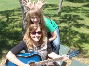 Rhonda and Kristen in Austin, TX