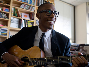 raphael saadiq acoustic on npr
