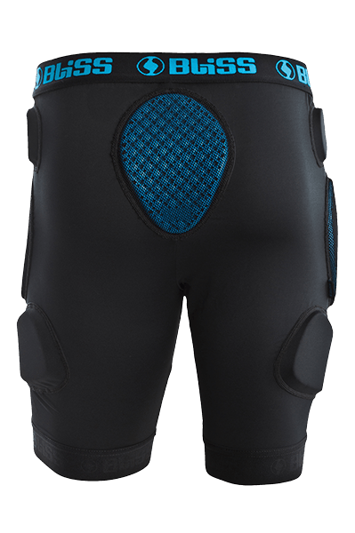Bliss Protecton ARG Comp Crash Short- Mountain Bike protection or MTB Protection, body armour