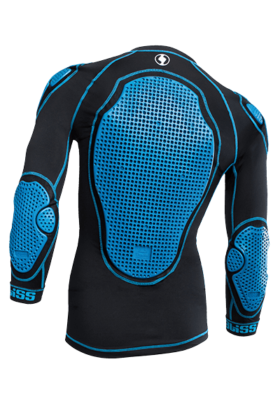 Bliss ARG Vertical LD Top (black) - Mountain Bike protection or MTB Protection, body armour