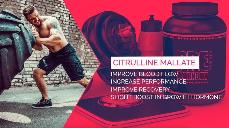 citrulline-mallate-pre-workout-supplement-ingredient