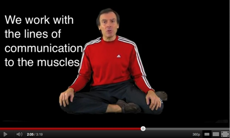 Letting Go of Muscular Tension, Stiffness, and Tightness