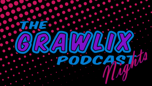 Grawlix Nights #2: After Daylight with Sarah Roark [YouTube]