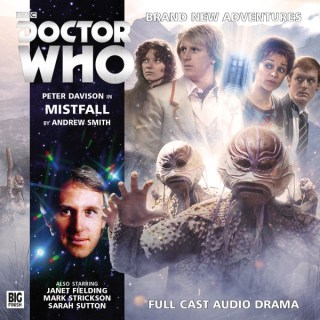 REVIEW - Doctor Who: Mistfall