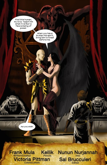 PREVIEW - The Devil You Know #2
