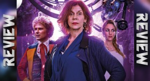 REVIEW - Doctor Who: Planet of the Rani