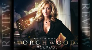 REVIEW - Torchwood: One Rule 1.4