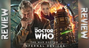 REVIEW – Doctor Who: The War Doctor Vol. 2