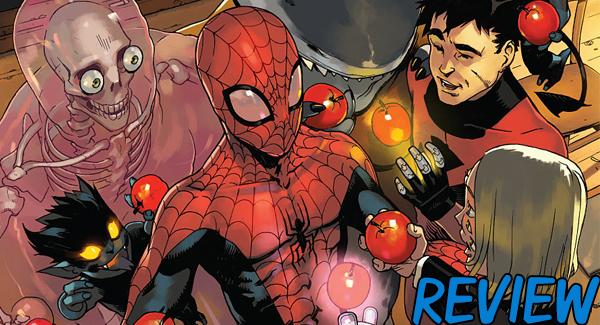 Backlog Blast: Spider-man and the X-Men #1-4