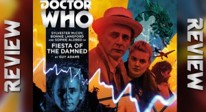 Doctor Who: Fiesta of the Damned (Review)