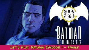 Batman: The Telltale Series - Episode 1 Finale | Grawlix Plays
