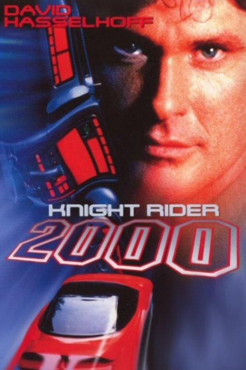 Knight Rider 2000 Poster