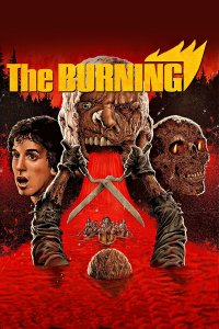 """Poster for the movie """"The Burning"""""""