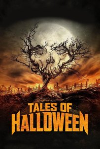 """Poster for the movie """"Tales of Halloween"""""""
