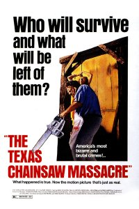 """Poster for the movie """"The Texas Chain Saw Massacre"""""""