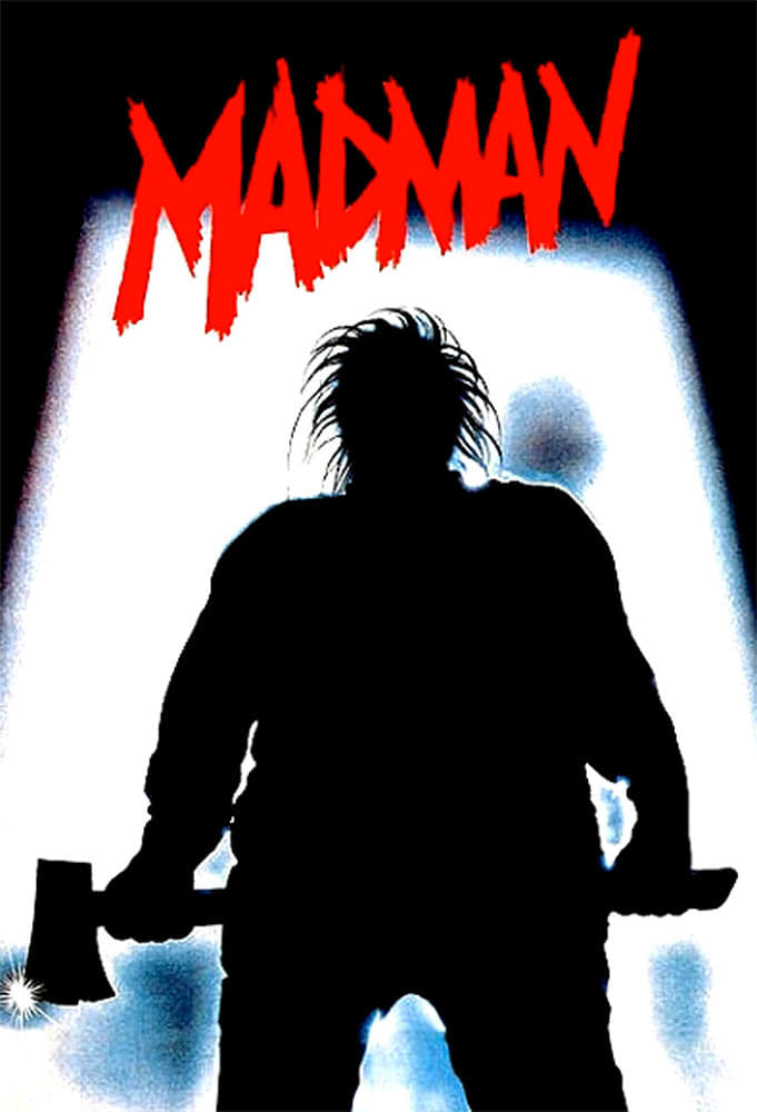 """Poster for the movie """"Madman"""""""