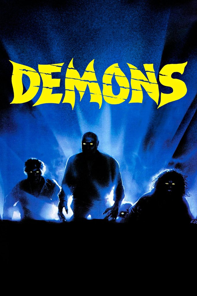 "Poster for the movie ""Demons"""
