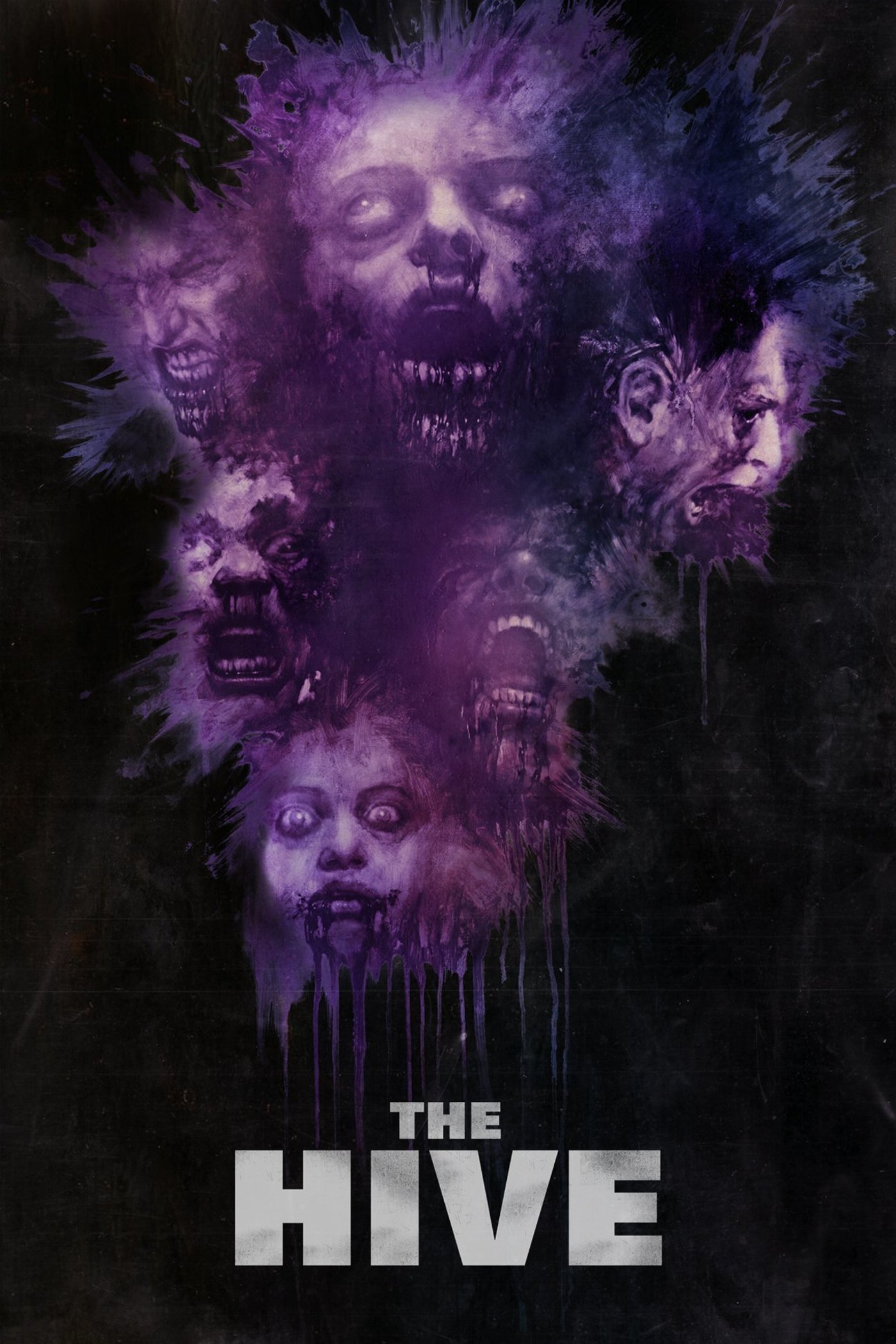 """Poster for the movie """"The Hive"""""""