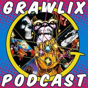 Grawlix Podcast #71: Infinity Gauntlet