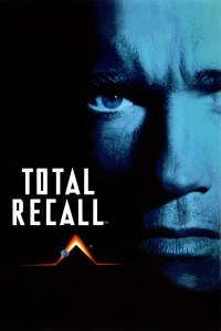 """Poster for the movie """"Total Recall"""""""