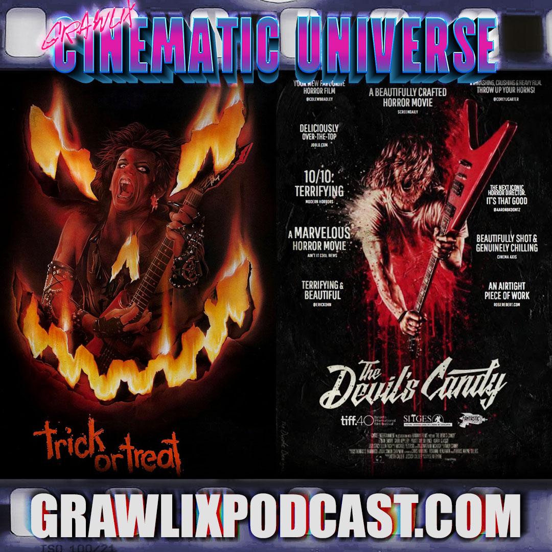 Grawlix Podcast Heavy Metal Halloween