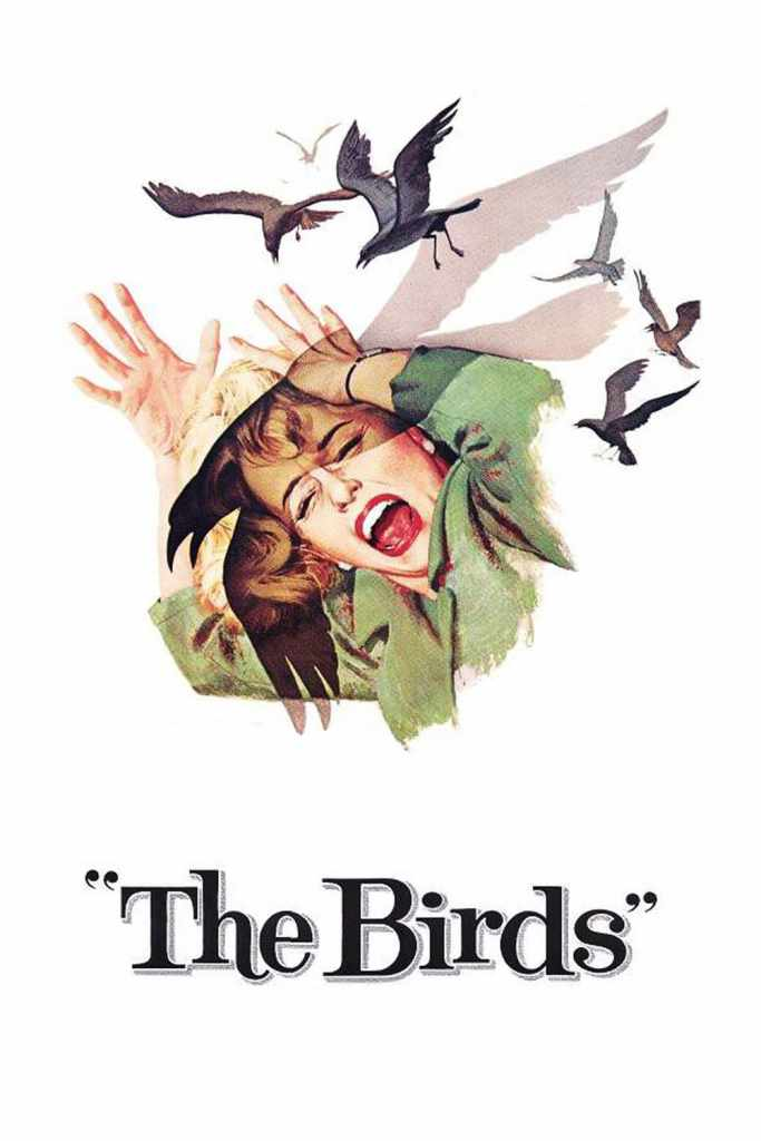 """Poster for the movie """"The Birds"""""""