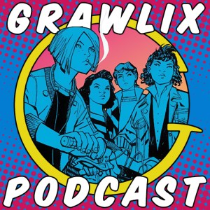 Grawlix Podcast Paper Girls Review