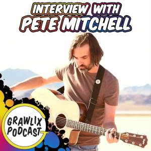 Grawlix Podcast #85: Superheroes and Zombies with Pete Mitchell