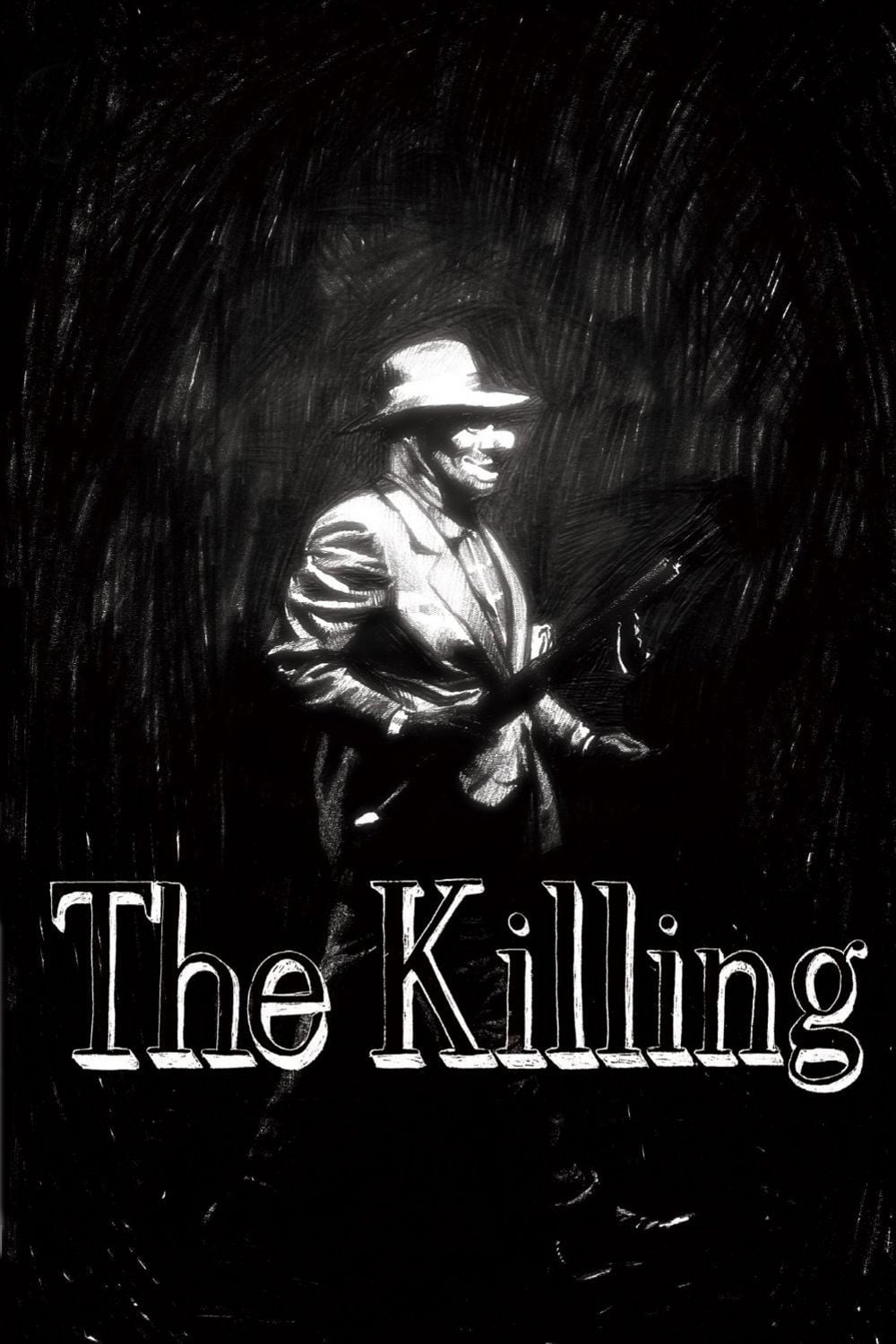 """Poster for the movie """"The Killing"""""""